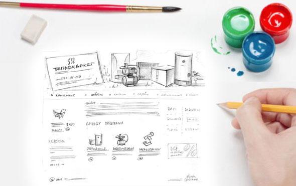 Веб разработка и дизайн
